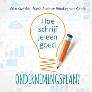 Boek: Hoe schrijf je een goed ondernemingsplan?