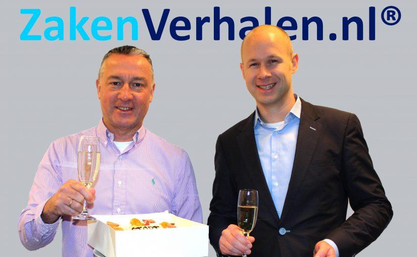 ZakenVerhalen.nl, hét nieuwe online zakenpodium, is 'live'!