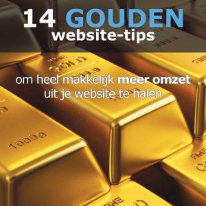 14 gouden website tips